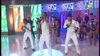 El Combo Dominicano - Cuando me enamoro (18/10/12) Viva La Fiesta