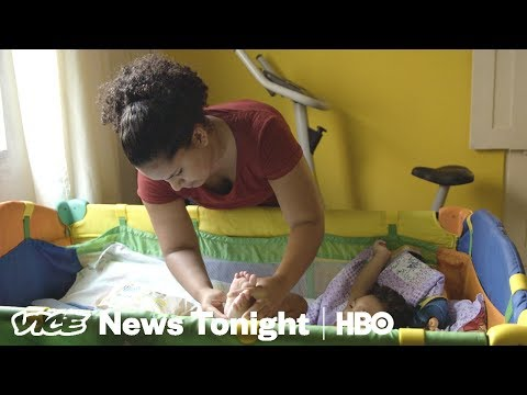 Xxx Mp4 Inside Brazil's Struggle To Treat Thousands Of Kids Born With A Zika Linked Syndrome HBO 3gp Sex