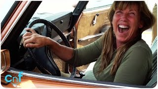 Son Surprises Mom with SAAB Car