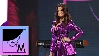 Milica Pavlovic - Dvostruka igra - Nedeljno popodne Lee Kis - (TV Pink 14.05.2017.)