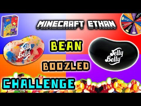 Minecraft Ethan s Family and Cousins Get Bean Boozled