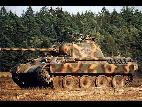 Panther Vs. T 34 85 Which was Better Videos