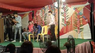 Funny drama about college life govenment polytechnic budaun