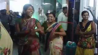 Hijra's Dance In Gym..... @Hyderabad