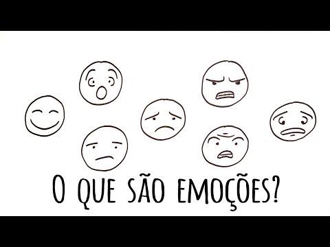 O que são emoções?