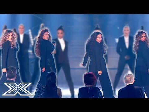 TOP Little Mix Performances Around The World X Factor Global
