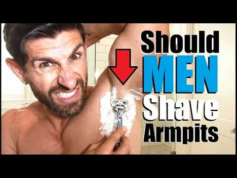 Xxx Mp4 Should Guys Shave Or Trim Their Armpits 3gp Sex
