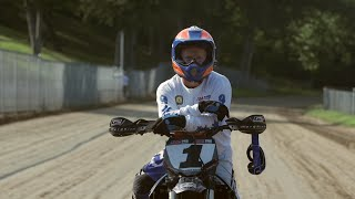 Ride Along With This Screaming, Dirt-Slinging Race Bike