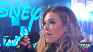 Rachel Platten - Stand By You & Fight Song (Time Square NYC New Year's Eve 2017)