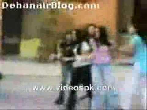 lahori college girls fight