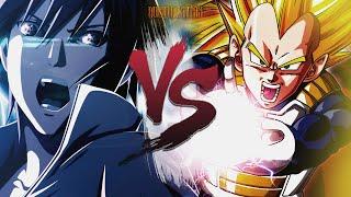 Sasuke VS. Vegeta | Duelo de Titãs [REMAKE]