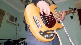 Franco - Manipulator (Bass Cover)