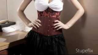 corset lenceria sexy.flv