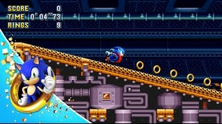 Sonic Mania - Flying Battery Zone Reveal