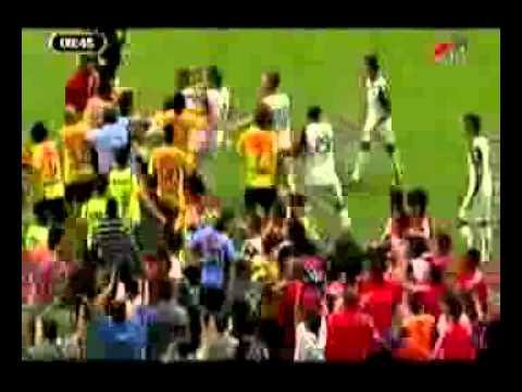 Pleito SuperCopa 2012