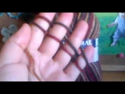 Técnica de tejer con los dedos 1 4.mp4