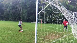Private soccer coaching with Coach Carlos