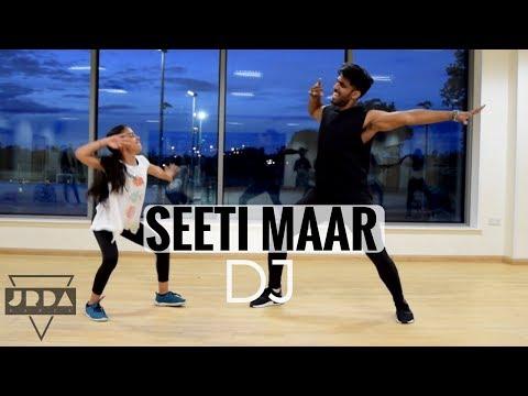 Xxx Mp4 Seeti Maar Song DJ DANCE Allu Arjun Pooja Hegde DSP JeyaRaveendran Choreography 3gp Sex