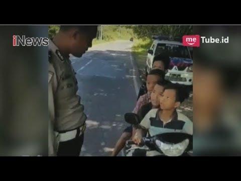 Xxx Mp4 Lihat Ekspresi Ketakutan Bocah Yang Bonceng 4 Ini Saat Dihampiri Polisi Part 03 Police Story 23 07 3gp Sex