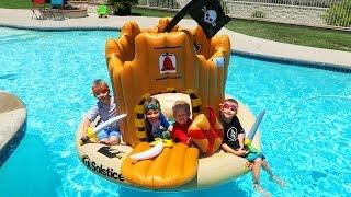 Pirate Island Playtime