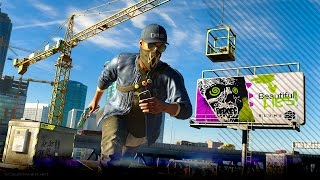 [Watch Dogs 2] Dedsec hacked CtOS 2.0 - Ep2 (Livestream herhaling)
