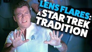 Too Many Lens Flares in Star Trek?