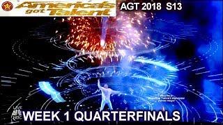Mochi Diabolo Juggler FASCINATING VISUALS Quarterfinals 1 America