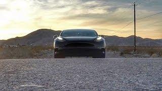 How Bad are the Tesla Model 3 Shocks?