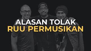 KNTL RUUP ; ALASAN TOLAK RUU PERMUSIKAN | Feat : Arian13 & Marcell Siahaan