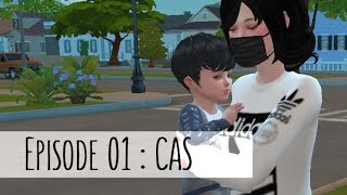 [ SIMS 4 CAS ] BTS 7 Toddler Challenge.