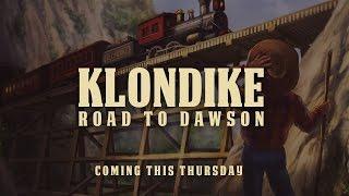 Klondike. Railroad to Dawson.