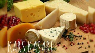 Kars kaşarı - Kaşar peynir nasıl yapılır - Gravyer - Kaşar -  Ardahan Kaşarı