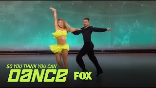 Welcome To The So You Think You Can Dance Channel