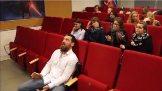 Kom/IT's Mannequin Challenge på Gymnasiet HTX Skjern