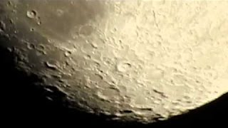 Canon Powershot  SX 420 IS Camera 42X Optical Zoom Moon Test