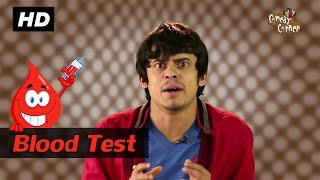 Funny Comedy By Apurba Roy   Stand-up Comedian   Blood Test   Bengali Comedy Videos 2015   Full HD
