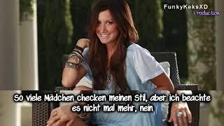 Ashley Tisdale - Not Like That (Deutsche Übersetzung)