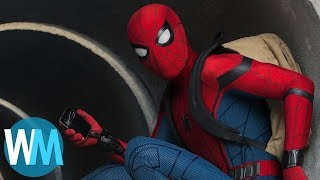 Top 10 Spider-Man: Homecoming Easter Eggs You