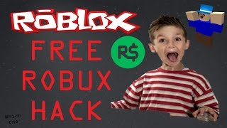 How to get FREE Robux on ROBLOX tutorial - Easy Way/Hack 2018