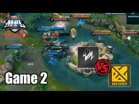 Xxx Mp4 Game2 Bren VS AA Own Isang Maling Galaw GG MPL PH S2 Week6 Day1 3gp Sex