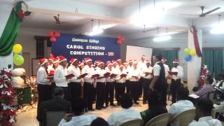 o holy night by serampore college B.D students