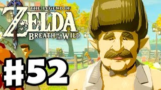 Tarrey Town Wedding! - The Legend of Zelda: Breath of the Wild - Gameplay Part 52