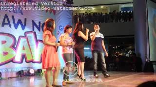 REGINE VELASQUEZ MEDLEY (HD COPY) @ SM CITY DAVAO March 16, 2015