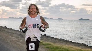 Man Running 3,000 Miles to Raise Money for Childhood Sex Abuse Victims