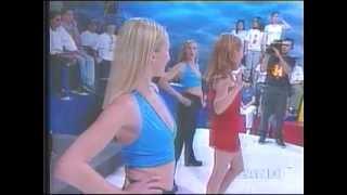 Gina G @ Programa H (Live in Brazil 1997) Interview, Ti Amo, Fresh & Ooh Aah Just A Little Bit