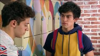 Soy Luna 2 | Gastón asks Matteo if he still loves Luna (ep.68) (Eng. subs)