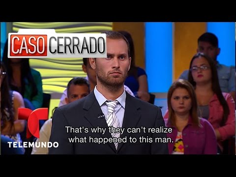 Caso Cerrado | Lesbian Couple Sperm Bank Accident | Telemundo English