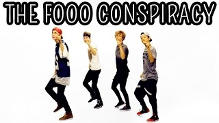 The Fooo Conspiracy - BUILD A GIRL Dance TUTORIAL | Official Music Video Choreography