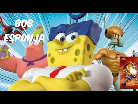 jogo do bob esponja