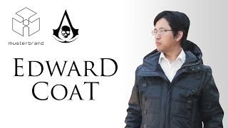 Assassin's Creed Black Flag | Musterbrand - Edward Coat Review